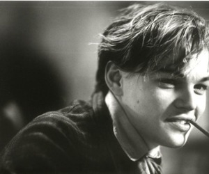 leonardo dicaprio, young, and total eclipse image
