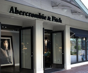 abercrombie, store, and abercrombie and fitch image