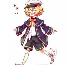 anime, oliver, and vocaloid image