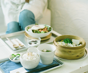 food and asian image