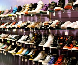 shoes, fashion, and brand image