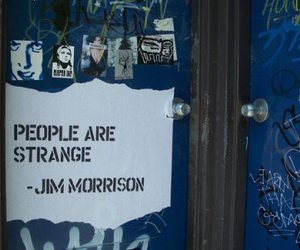 Jim Morrison, quote, and people image