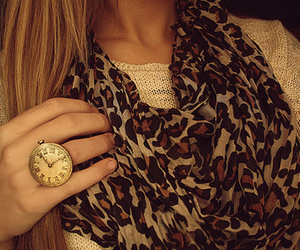 fashion, girl, and ring image