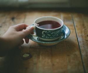 tea, vintage, and indie image