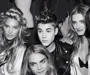 justin bieber, model, and cara delevingne image