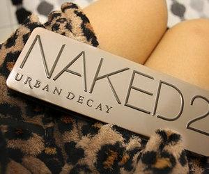 eyeshadow, naked, and style image