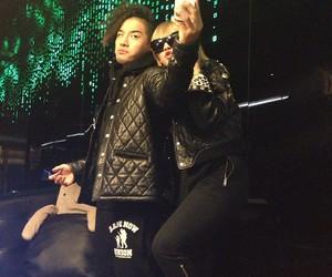 taeyang, 2ne1, and bigbang image