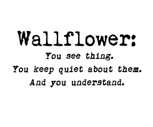 wallflower image