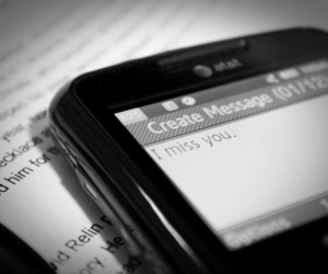 text, message, and i miss you image