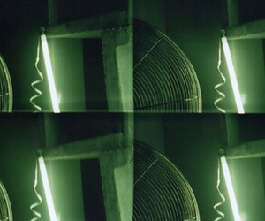 green, light, and lomography image
