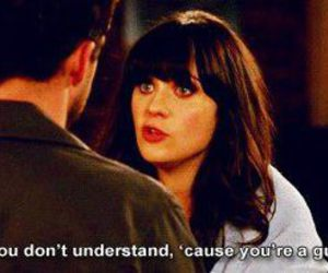 guy, quote, and new girl image