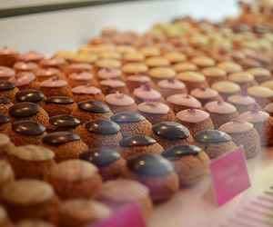 dessert, paris, and pastry image