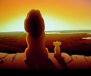 disney, simba, and the lion king image