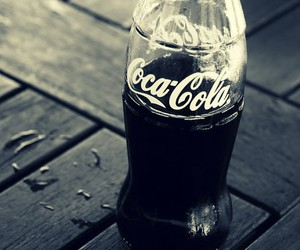 coca cola, coke, and drink image