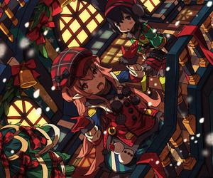 2012, anime, and anime girl image