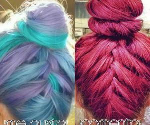 outfits and colores de pelo image