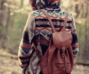 girl, bag, and hipster image