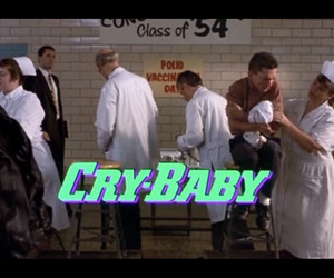 cry-baby, johnny depp, and movie image