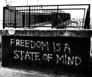 freedom, mind, and black and white image