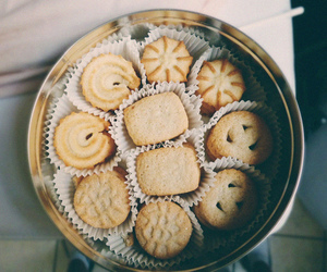 Cookies, food, and biscuits image