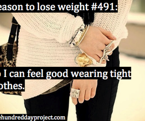 lose and weight image