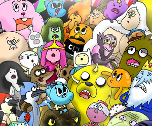 gumball and cartoon network image