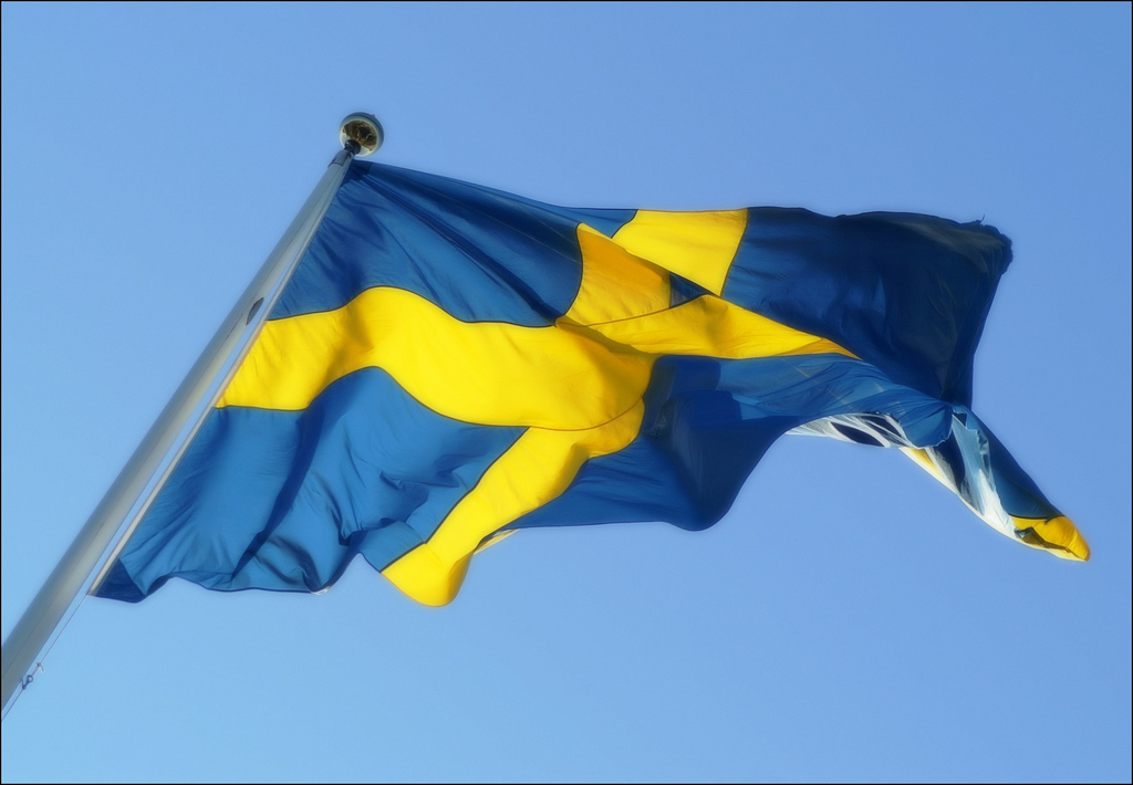 scandinavia, sky, and sweden image