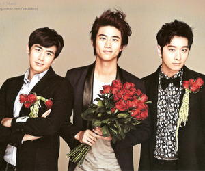 2PM, chansung, and k-pop image