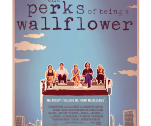 emma watson, movie, and the perks of being a wallflower image