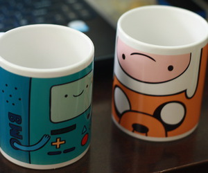 cup and adventure time image