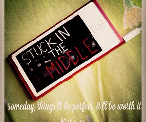 boys like girls, quotes, and ipod image