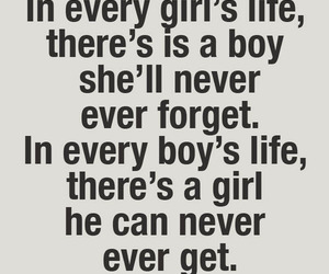 quote, girl, and love image