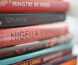 books, jamie oliver, and nigella image