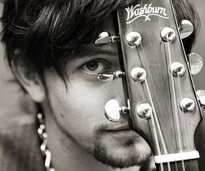 guitar, Jackson Rathbone, and jackson image