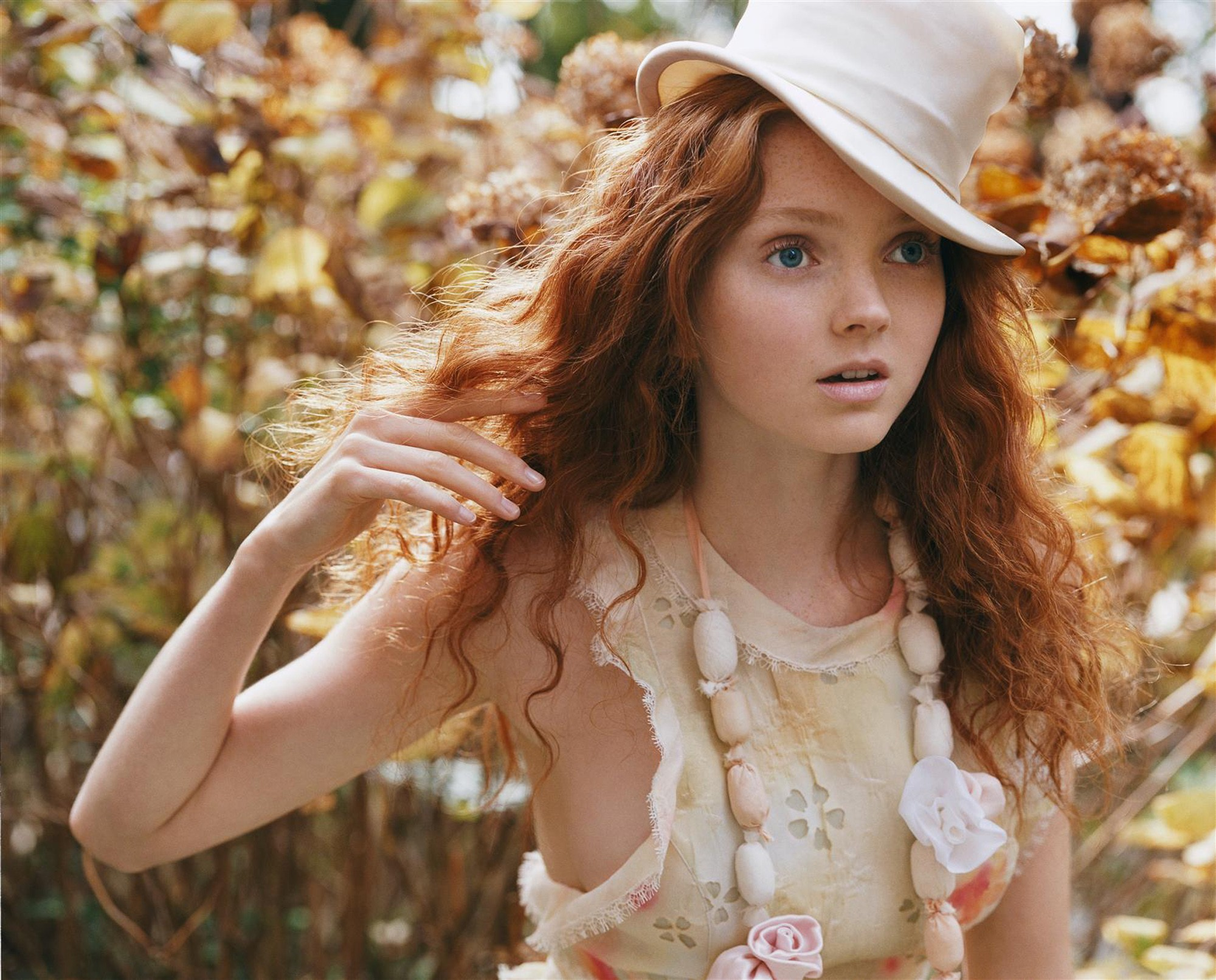 Leaked Lily Cole nude photos 2019