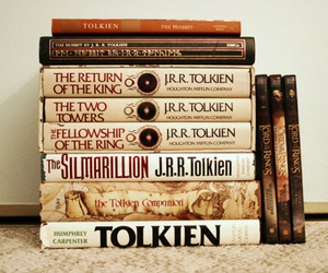 j.r.r. tolkien and lord of the rings image