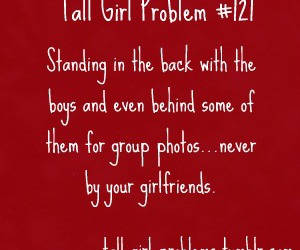 boys, group photo, and tall girl problems image