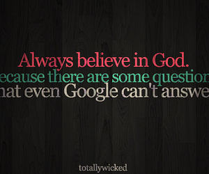 god, quote, and google image