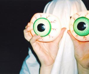 eyes, boy, and photo image