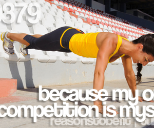 sport and push ups image