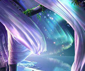 pacific, celestial exploring, and kagaya yutaka image