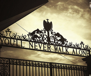 ynwa and liverpool fc image