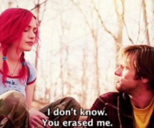 eternal sunshine of the spotless mind and love image