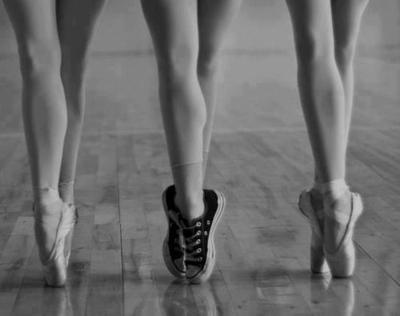 ballet, feet, and different image