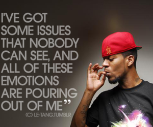 kid cudi, quote, and text image