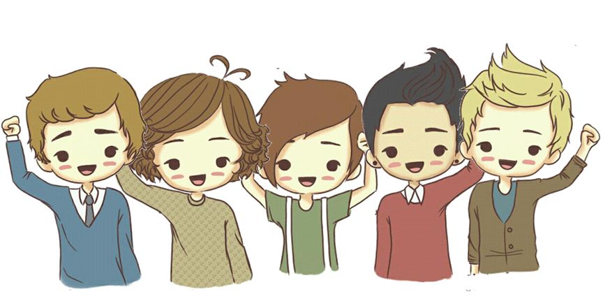 77 Images About One Direction Into Cartoon Land On We Heart It See More About One Direction 1d And Heart Attack