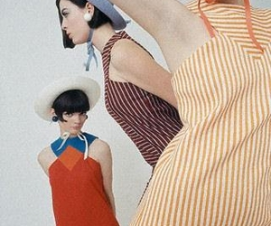 mod, 1960s, and bobbed hair image