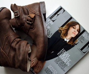 Elle, fashion, and boots image