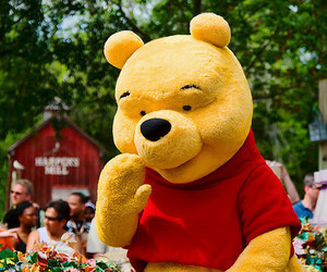 disney, pooh, and photography image