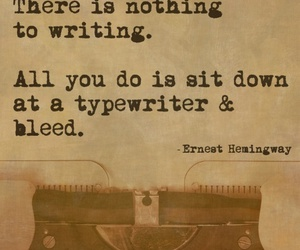 quote, writing, and bleed image